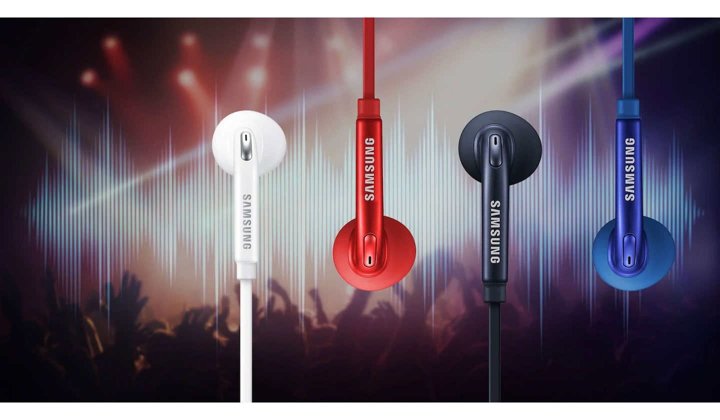 Samsung Hybrid Headphone - In Ear Banner - 1