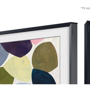 65 IN FRAME TV BASEL - Black