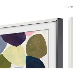 65 IN FRAME TV BASEL - White