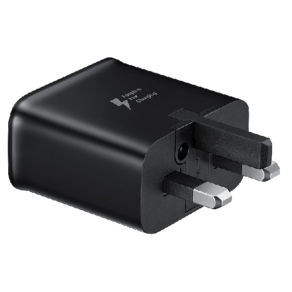 Samsung Travel Adapter AFC (15 W, USB Type-C) Black