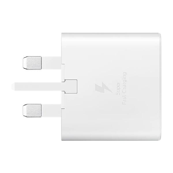 Travel Adapter (25 W) White