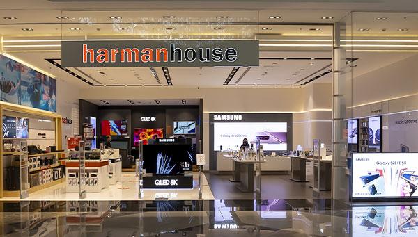 harman house