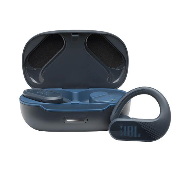 JBL Endurance PEAK II Blue Earbuds