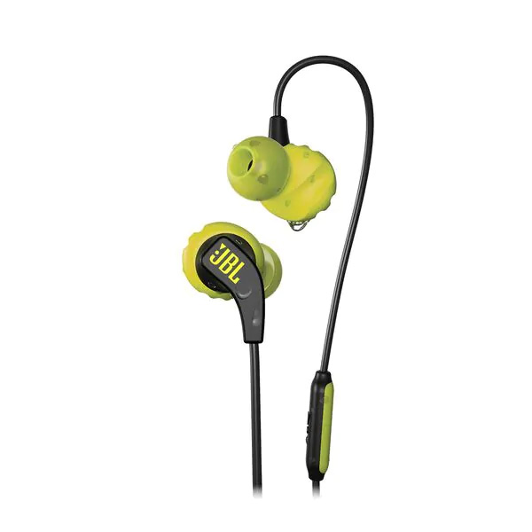 JBL Endurance RUN Black/Yellow