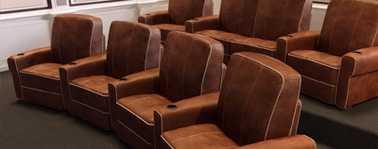 Salamander Design Theater Seating