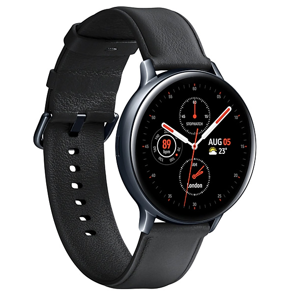 Samsung Galaxy Active 2 Stainless Steel 44MM - Black