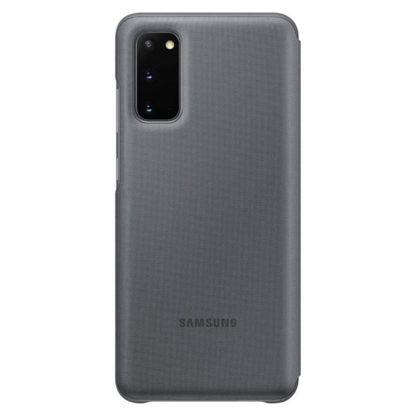 Samsung Galaxy S20+ LED View Cover – Grey