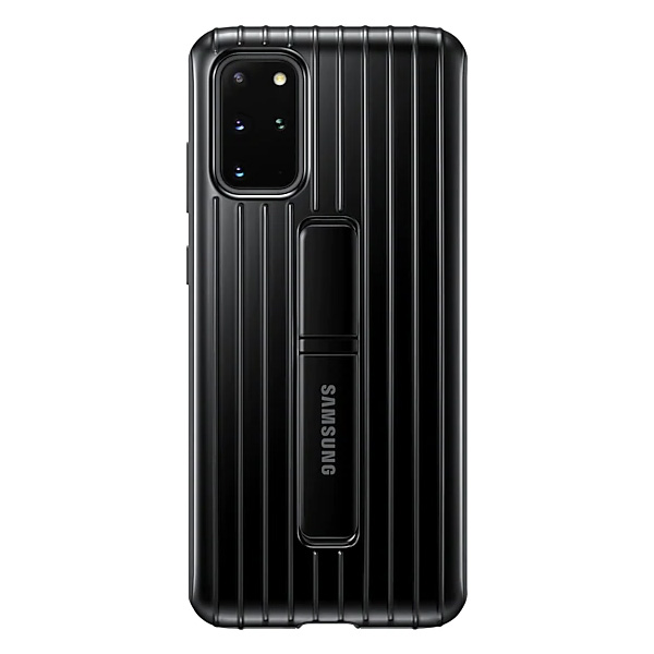 Samsung Galaxy S20+Protective Standing Cover - Black