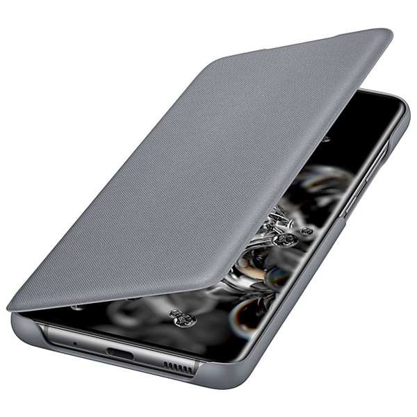 Samsung Galaxy S20 Ultra LED View Cover - Gray