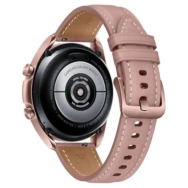 Samsung Galaxy Watch 3 (41mm) Mystic Bronze-1