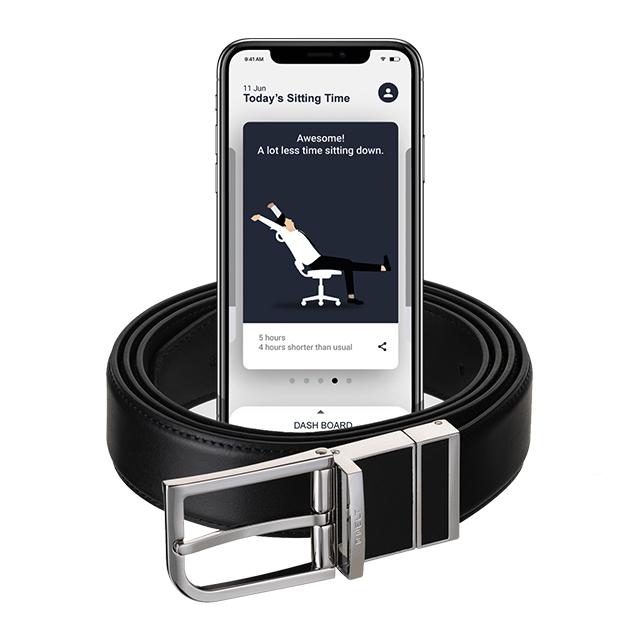 Smart Belt Black